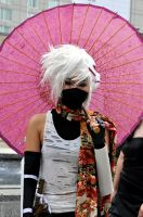 Animazement 2011- Fem. Kakashi by LumLums813