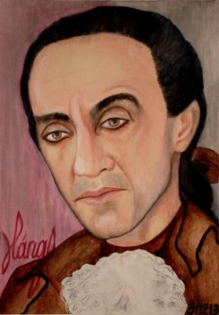F. Murray Abraham as Salieri by EvelinLang