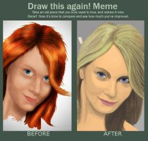 Meme Before And After One by ienkub