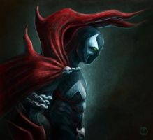 Spawn by TomallicA
