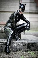 Catwoman - Batman Returns by Amanda-Quinn