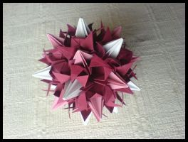 Kusudama 2 by lonely--soldier
