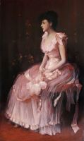 Lady in Pink by AndriyMarkiv