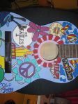 Beatles Guitar by yamthehippie