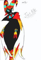 Jackle by SketchytheScribbler