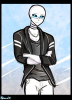 ~Chronos + casual outfit~ by SharaXOfficial