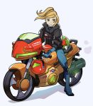 Metroid Motorcycle by SplashBrush