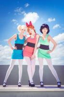 The Powerpuff Girls: Sugar, Spice, Everything Nice by silverharmony
