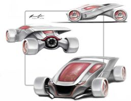 Jet Inspired Concept by RPOdesign