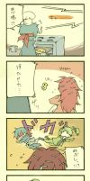 Flippy x Flaky comic (not mine) by susuki999