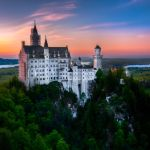 Bavaria, Castle Neuschwanstein by alierturk