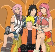 The Sage and His Ladies! by TheRealKyuubi16