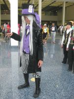 Anime Expo: Undertaker by punkanimelover