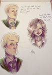 The Deal ~Dramione by thalle-my-honey