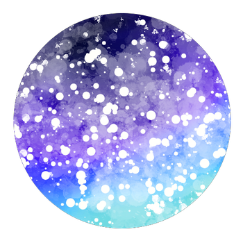 the snow looks like stars by ThePlungeTakers