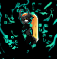 Princess of Light and Darkness by bluelimelight