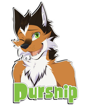 Pursnip badge by Leeomon