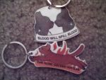 Warriors Prophecy Keychains by Miiroku