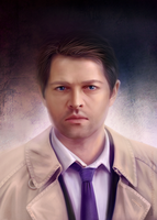 Castiel by Puppet-Girl86