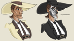 Guillermo: Day of the Dead by AymsterSilver