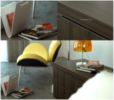 Poliform_interior by c4lito3d