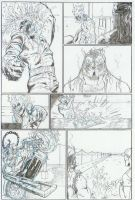 Ghost Rider sequential pg3 by RadPencils