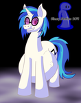Vinyl Scratch's Pumped up Kicks by SlimeyJenkins