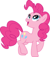 Pinkie Pie by coppercore