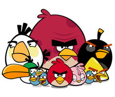 Angry Birds Flock(Remake) by Jeremiekent13