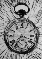 Pocket Watch Lino by stardust12345