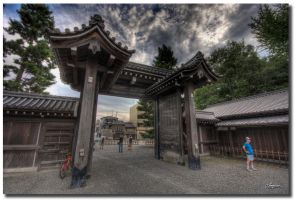 Streets of Kyoto 2 by dragonslayero