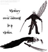 Victory Over Oneself (Ansem SoD) by EuTytoAlba