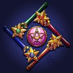 Henshin Items R by alex-heberling