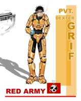 Red vs. Blue: Grif by Genchaos
