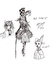 The Mad Hatter by Icaela