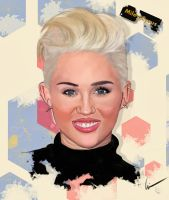 Miley Cyrus by 1stylz