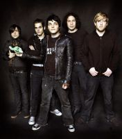 My Chemical Romance 5 by xXMsPhantomPunkXx