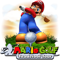 Mario Golf Toadstool Tour v2 by POOTERMAN