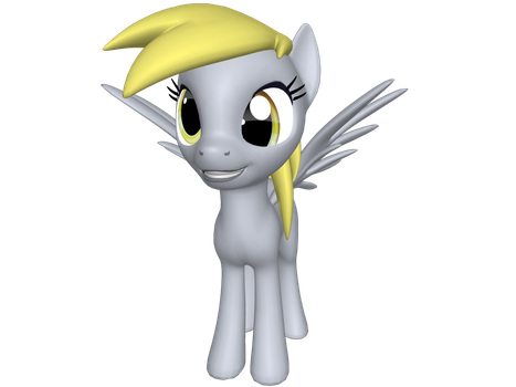 Derpy Hooves by AquaButton
