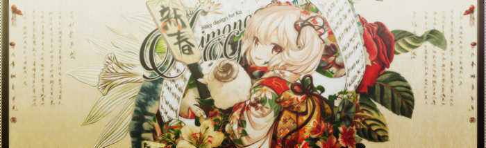 [Cover zing] Cover Style China gift Nilka by Rii-Chann
