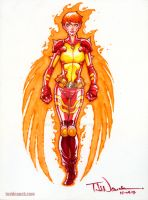 Rachel Grey by ToddNauck