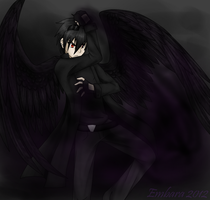 Angel of Darkness by Embara