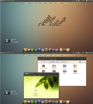 Desktop June 2010 by theSubsidal