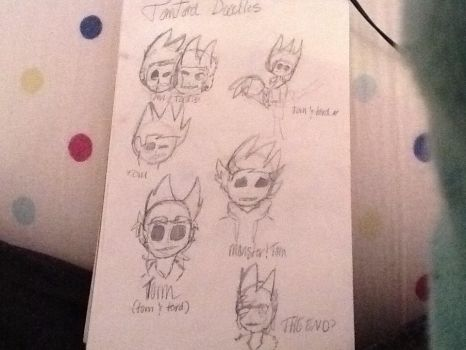 TomTord Doodles by DerpCatMCDraws