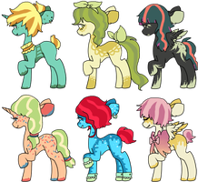 pony auction [CLOSED] by togekissuadopts