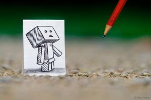 Pencil Vs Camera - 38 by BenHeine
