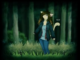 In the Woods:  EDITED by NinjaTanner