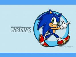 sonic channle wallpaper by sonictopfan