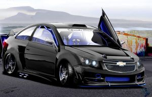 Chevrolet Cruze by RN17ExtremeTuning