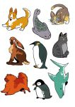stickers by PPitte
